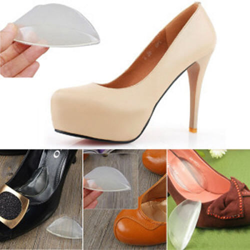silicone gel cushion high heel shoes inserts insole foot