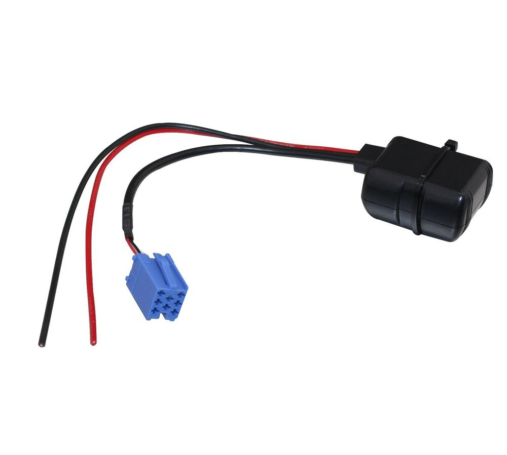 Bluetooth Module Adapter Aux Cable For Vw Rcd510 Rcd310: APS Bluetooth Module For Blaupunkt Radio Stereo Aux Cable