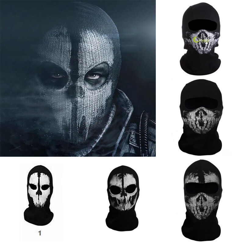 Call Of Duty Balaclava Cosplay COD Family Party Halloween ...