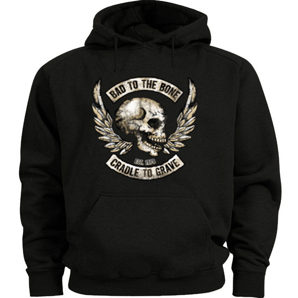 Mens Pullover Hoodies Filter by All Mens Pullover Hoodies Black Cross Bone Tribal Burning Ace Celtic Cross Clown Fear No Evil Fire Ace Skull Hellraiser Hoodie Hoodie Pull Over Iron Skull Live to Ride Mens Hoodie No Guts No Glory Reaper Skull & Pipes Who's Your Daddy.