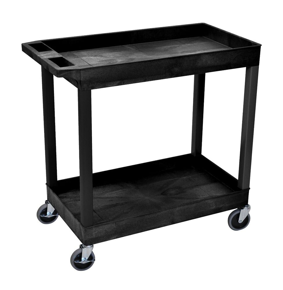 Luxor High Capacity Cart 400lb Heavy Duty Utility Rolling
