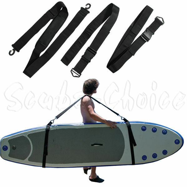 surfing surfboard surf sup strap paddle board carry system 608939471320 ebay. Black Bedroom Furniture Sets. Home Design Ideas