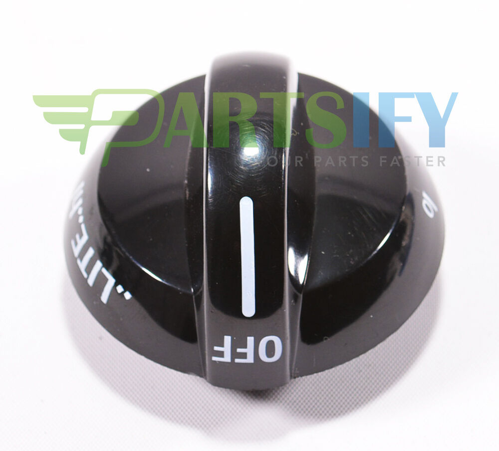 New Ps1991531 Top Burner Knob For Frigidaire Tappan Stove