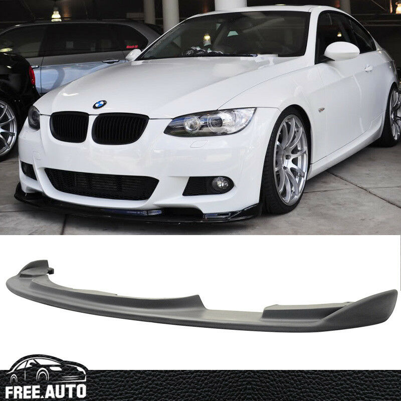 Fit For 07 10 Bmw E92 Pre Lci M Tech H Style Polyurethane