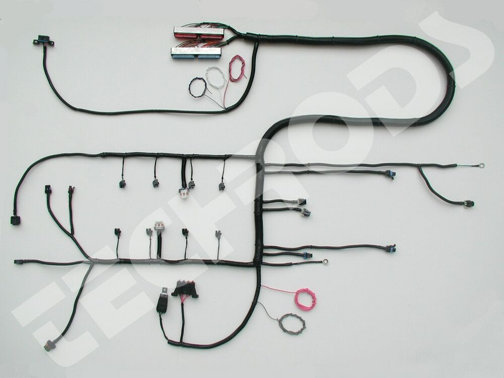 1999-02 vortec 4.8l, 5.3l & 6.0l cable throttle fuel ... 2002 chevrolet 5 3 wiring harness 5 3l wiring harness msd #15