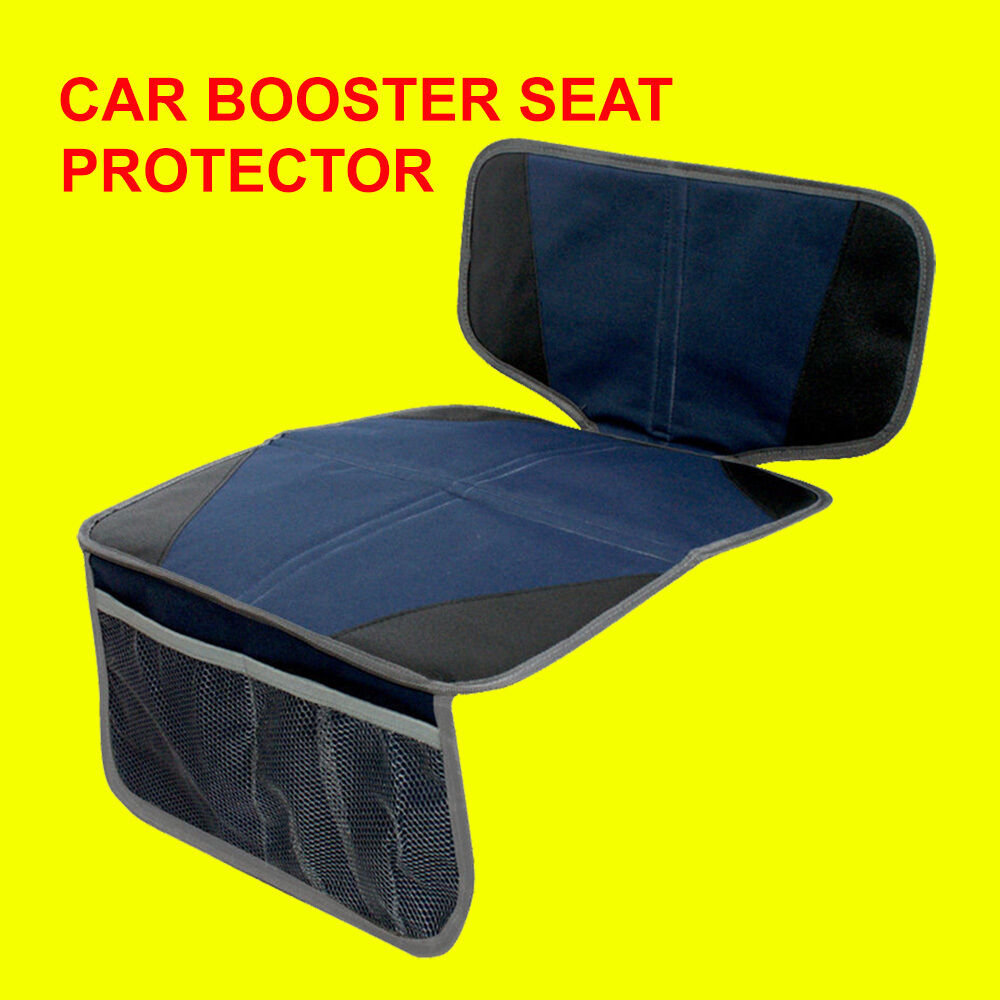 car booster seat protector nonslip mat protector baby child seat protector ry696 ebay. Black Bedroom Furniture Sets. Home Design Ideas