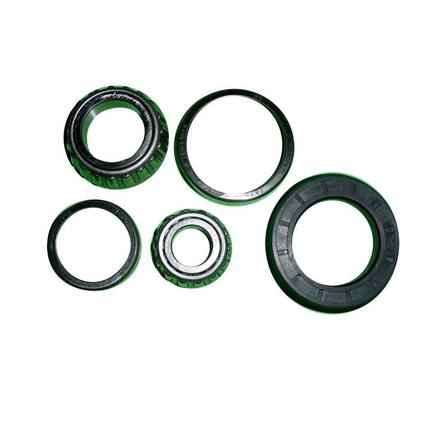 8n Ford Tractor Front Wheel Bearing : Front wheel bearing seal kit fits many ford new holland