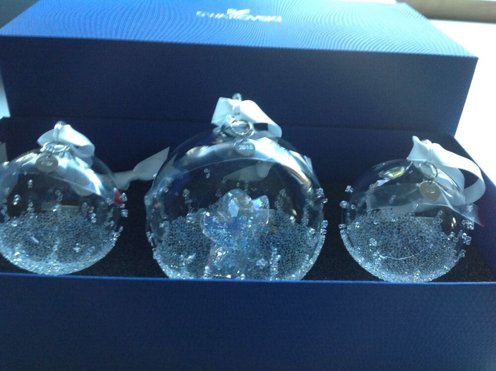Swarovski Christmas Ornament 2013