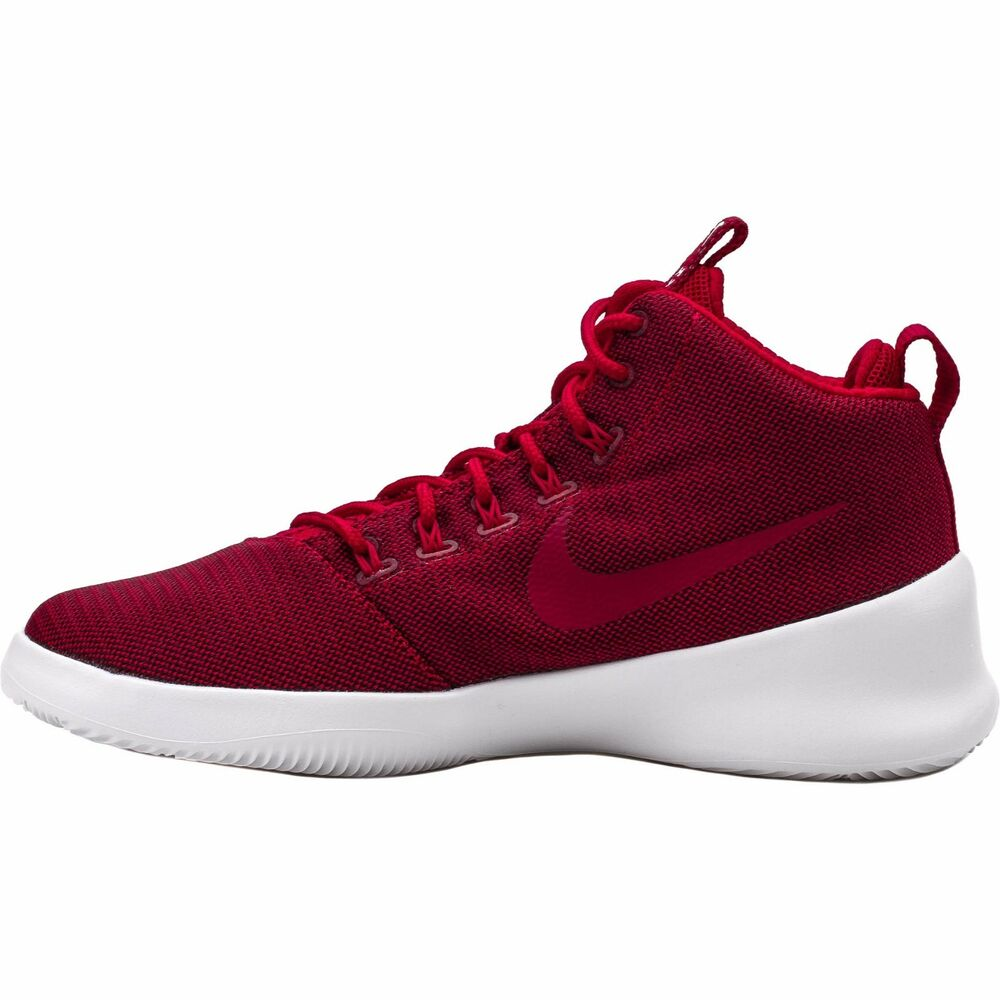 best service 059a6 a9b46 Details about 759996-601 Men s Nike Hyperfr3sh Training Shoes!! GYM RED SUMMIT  WHITE!!