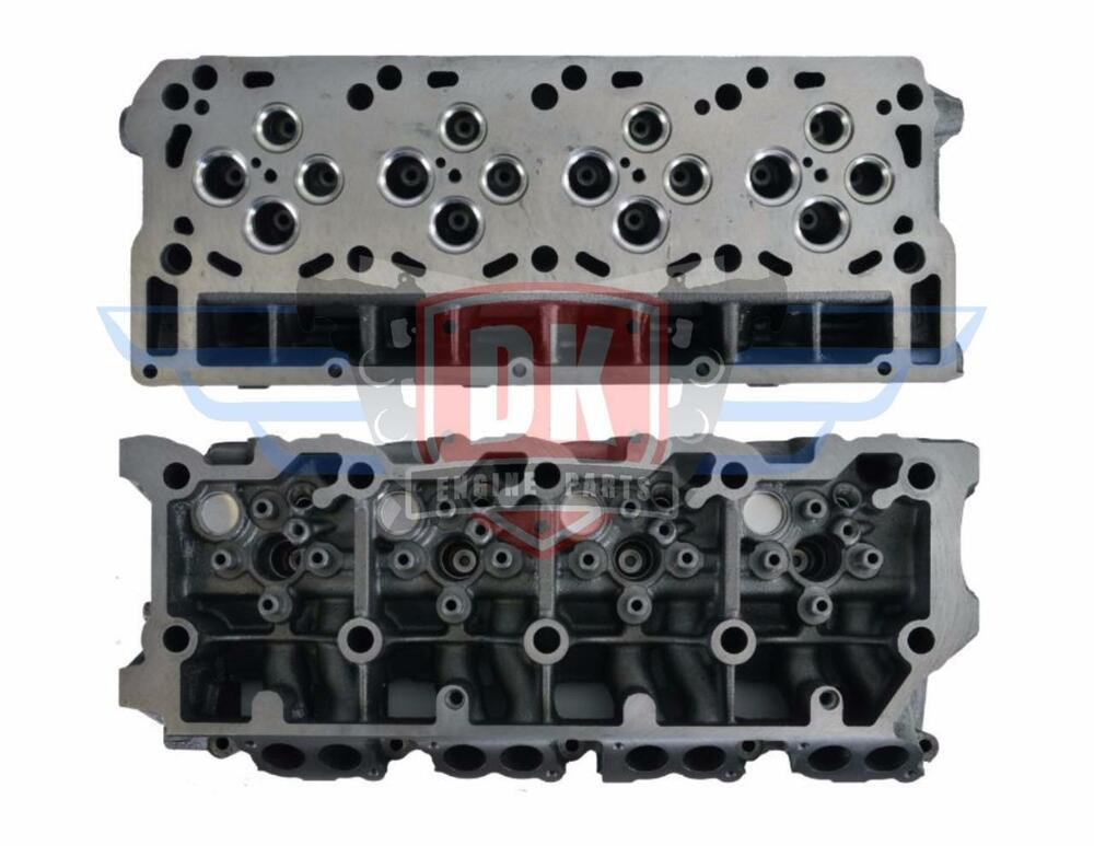 ford powerstroke 6 4 diesel brand new bare cylinder head. Black Bedroom Furniture Sets. Home Design Ideas