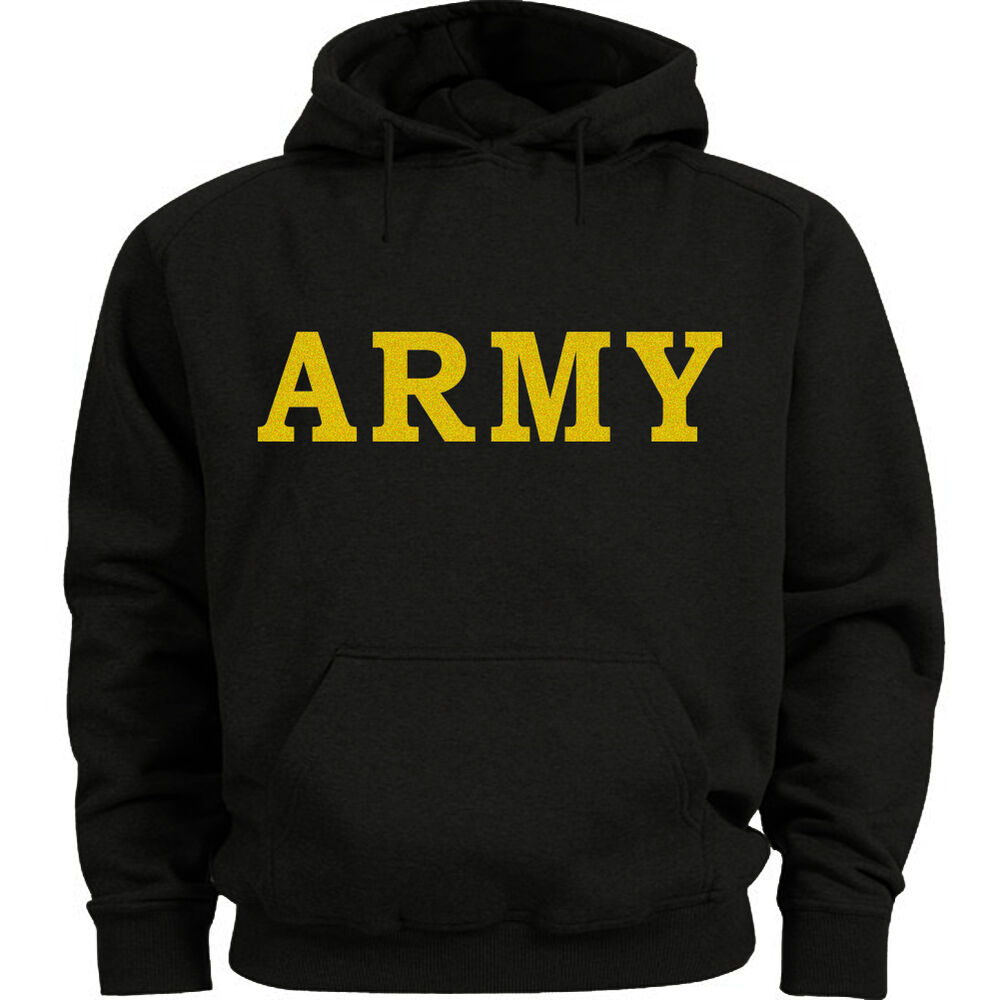 Find Military Men's Hoodies & Sweatshirts in a variety of colors and styles from zippered hoodies and pullover hoodies to comfy fleece crewneck sweatshirts. Official Licensed Product of the U.S. Air Force, U.S. Army, U.S. Marines & U.S. Navy. By federal law, licensing fees paid to the Air Force.