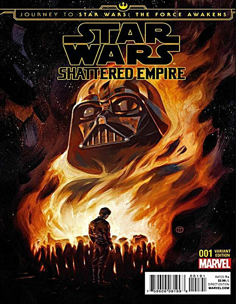 Journey To Star Wars Force Awakens Shattered Empire 1 Disposable