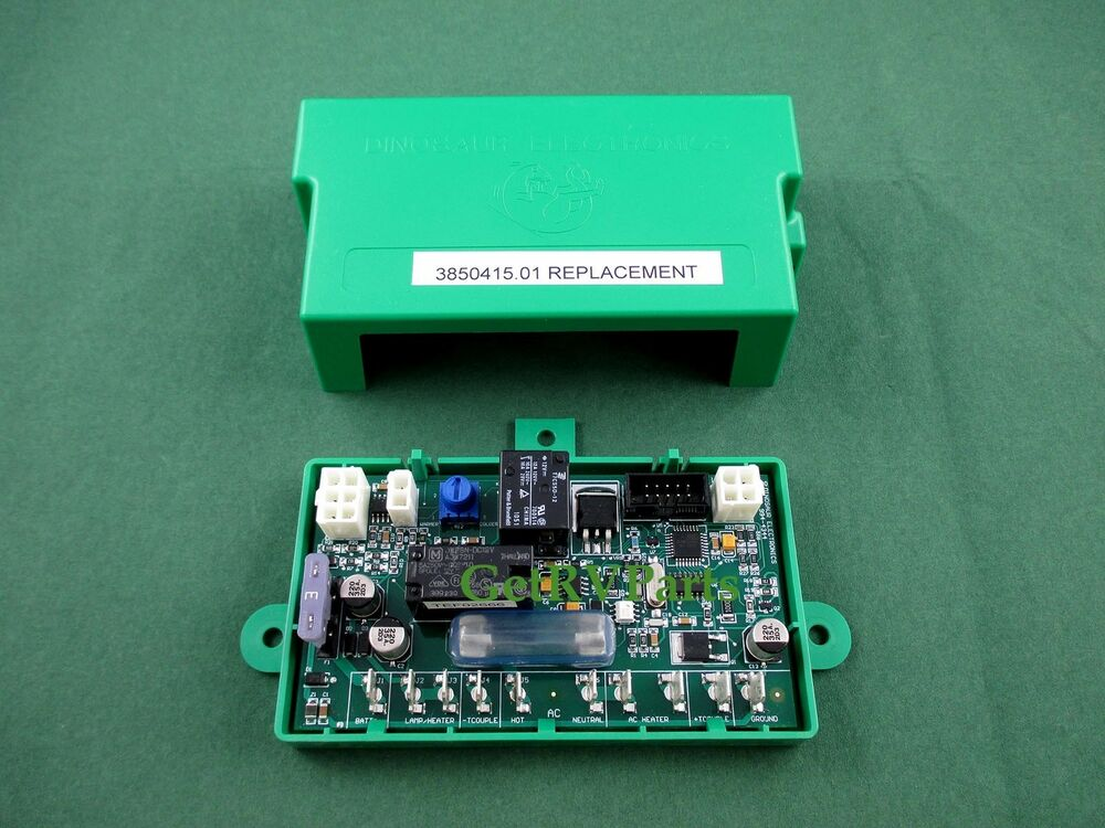 Electronic Voltage Tester For A Refrigerator : Dinosaur electronics  dometic refrigerator pc