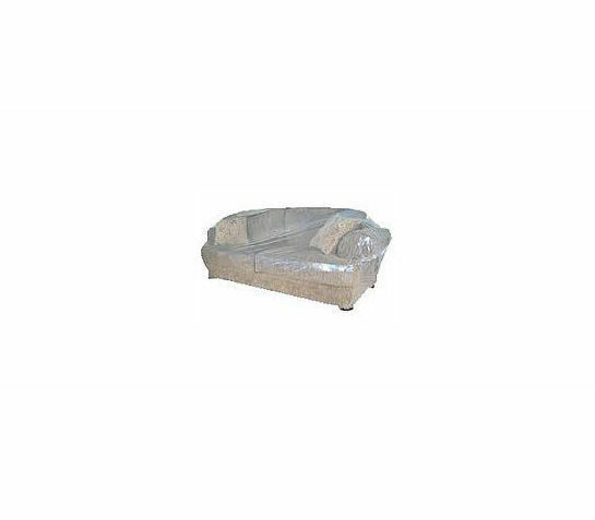 clear plastic four seater sofa covers bags ebay