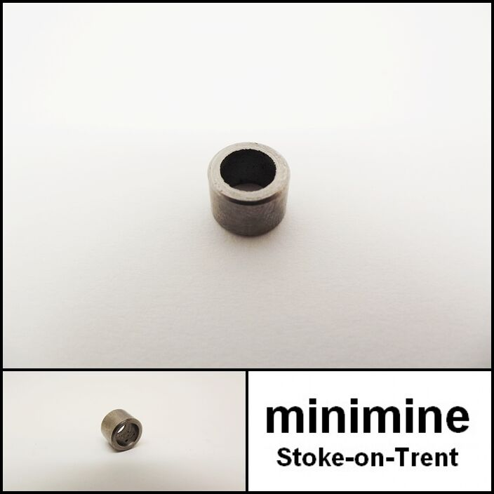 Classic mini radiator top grommet stainless steel insert