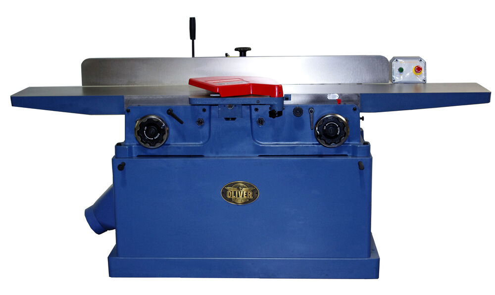 "SALE** Oliver 12"" Parallelogram Jointer w/4 Sided Helical Cutterhead ..."