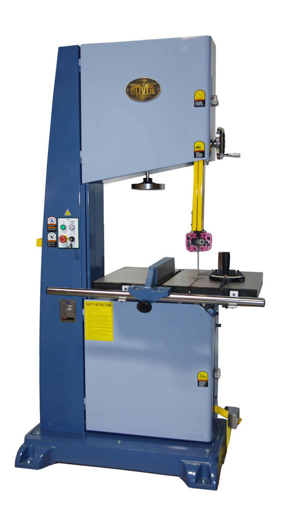 "... FREE SHIPPING** Oliver 22"" Bandsaw 5HP/1PH or 5HP/3PH **SALE** 