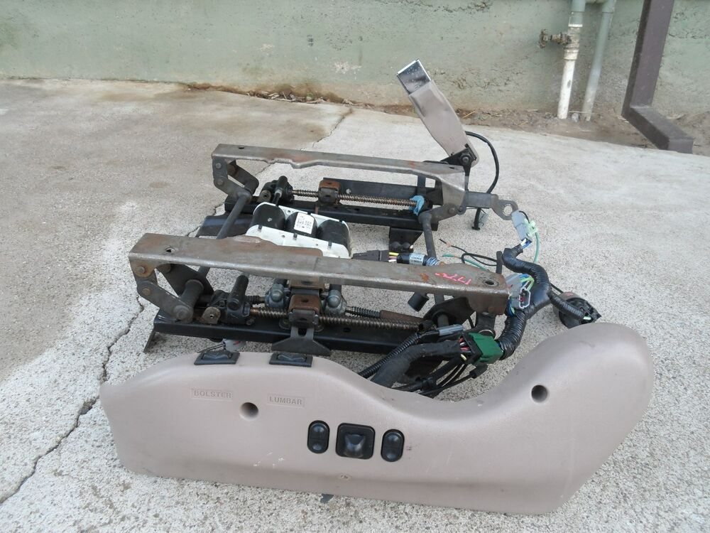 92 93 94 Ford Explorer Ranger Mazda Navajo Power Seat