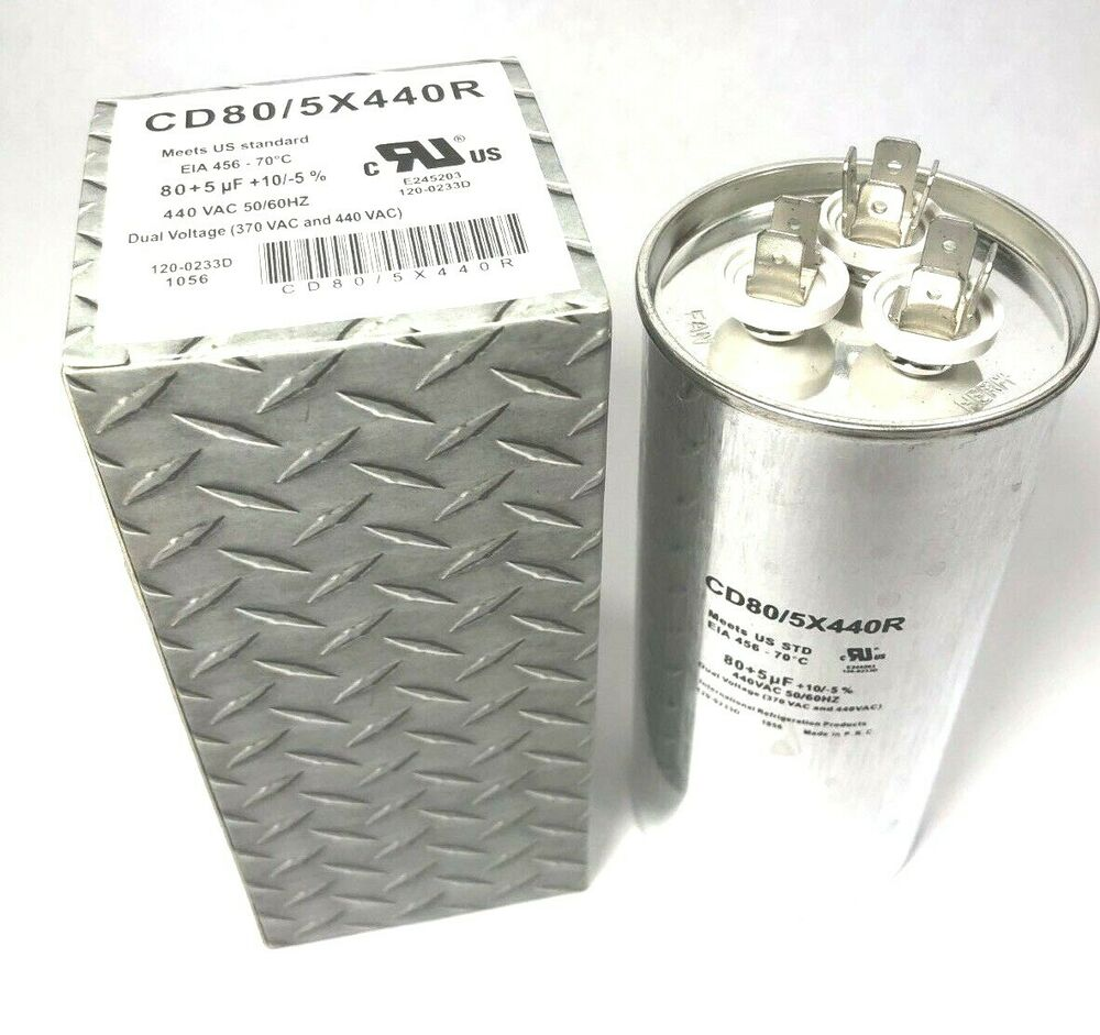 Electric Motor Run Capacitors Where To Buy