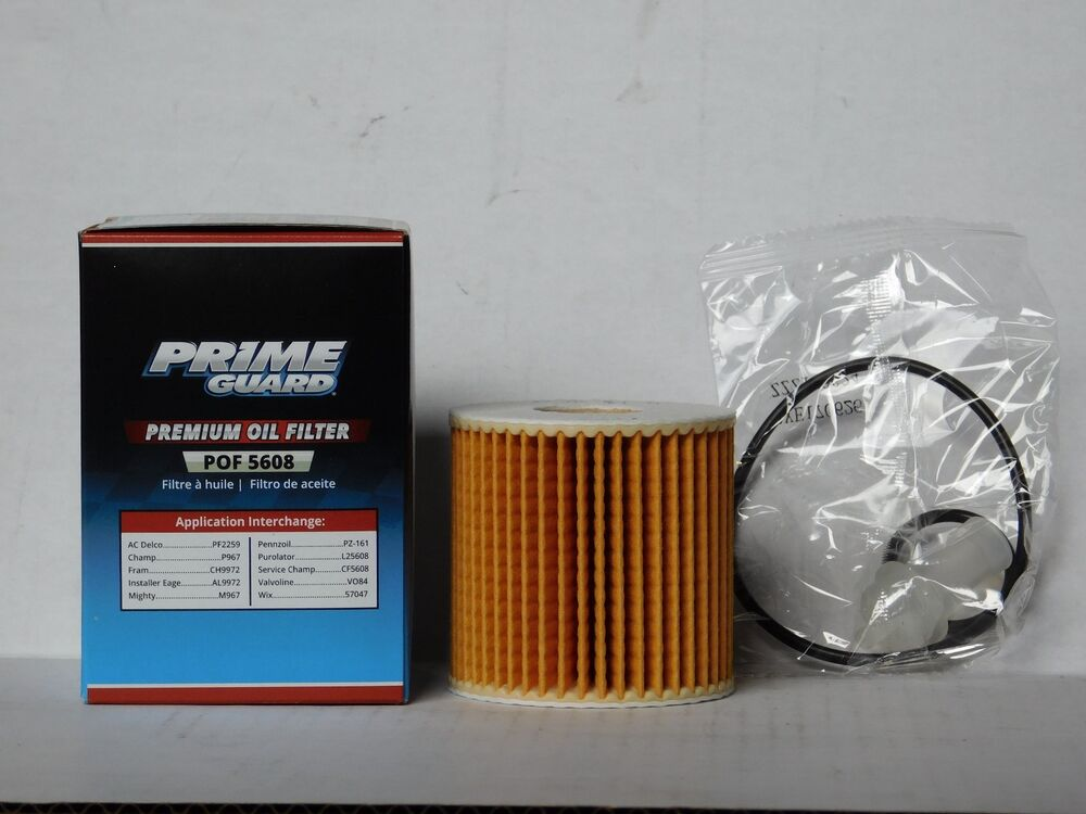 2012-2014 toyota sienna complete oil filter 5608 new | ebay second fuel filter ml 350