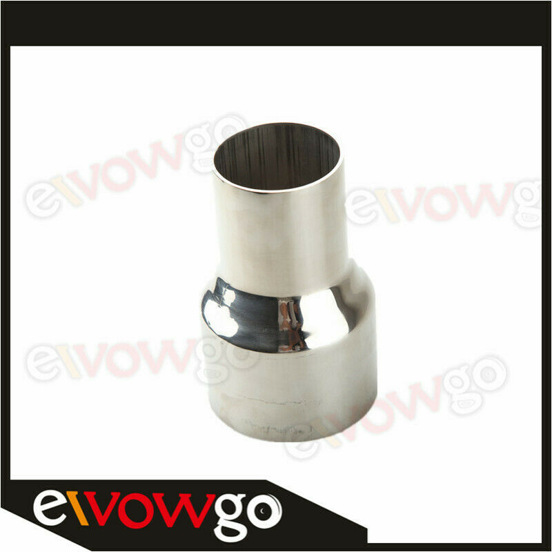 2 5 Quot To 3 Quot Inch Weldable Turbo Exhaust Stainless Steel