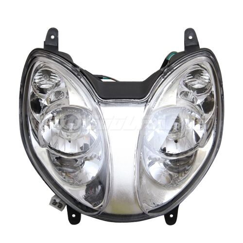 Scooter Headlight Assembly : Front headlight cc gy engine chinese scooter ebay
