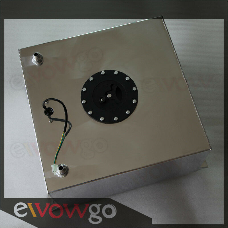 Universal Lightweight Aluminum 10 Gallon Fuel Cell Tank