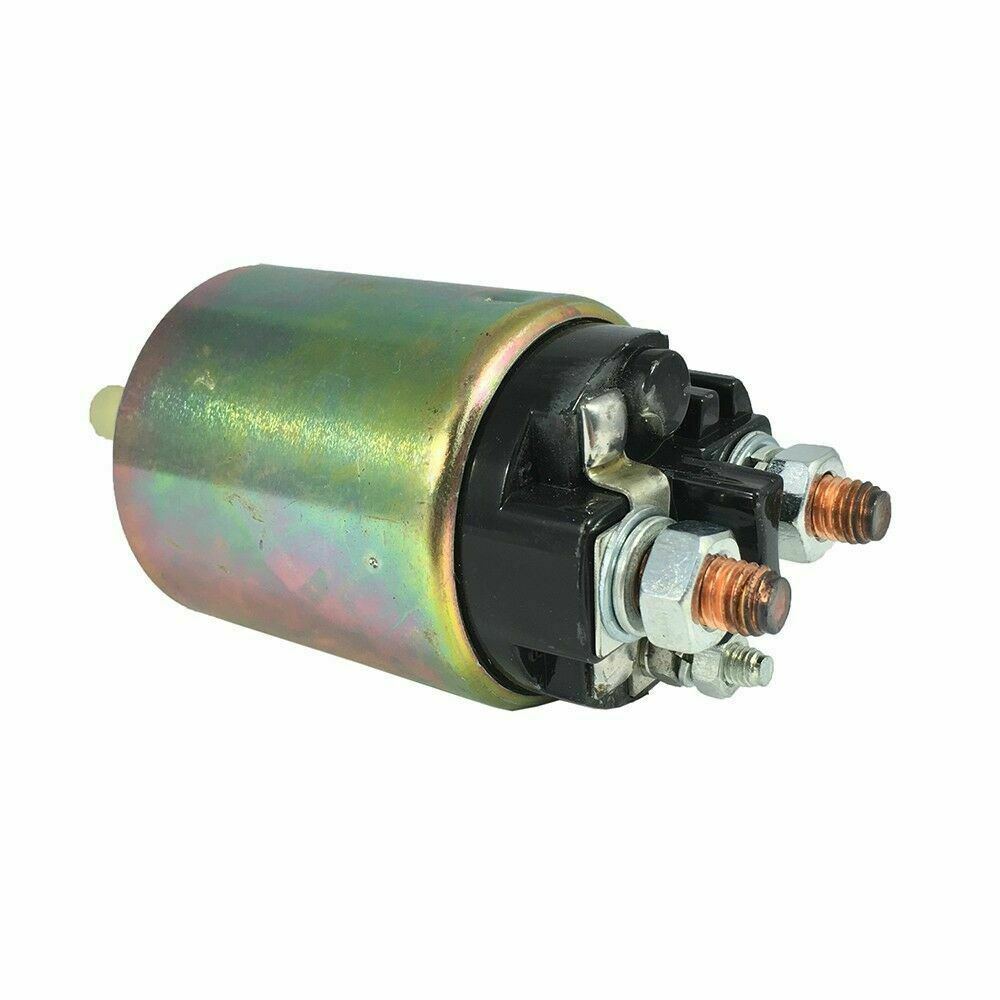 New Starter Solenoid Fit On Chevy Gmc Oldsmobile Pontiac
