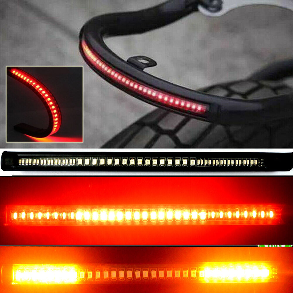Led strip lights il motorcycle taillights agree