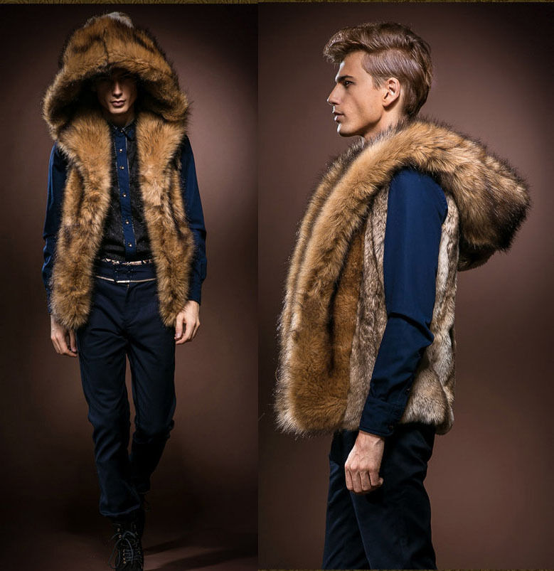 Find mens faux fur jackets at ShopStyle. Shop the latest collection of mens faux fur jackets from the most popular stores - all in one place.