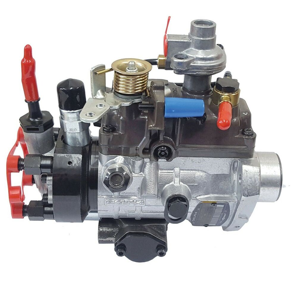 delphi dp210 fuel injection pump 9323a260g new outright ebay. Black Bedroom Furniture Sets. Home Design Ideas