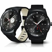 "Lg G Watch R W110 1.3"" Oled Smart Watch 4 Android Smartphone $149"