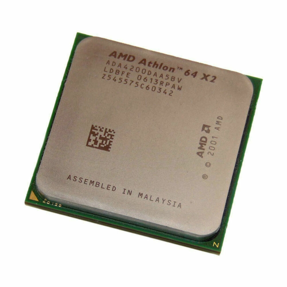 Amd Athlon(tm)64 X2 Dual Core Processor 3800 Driver Details