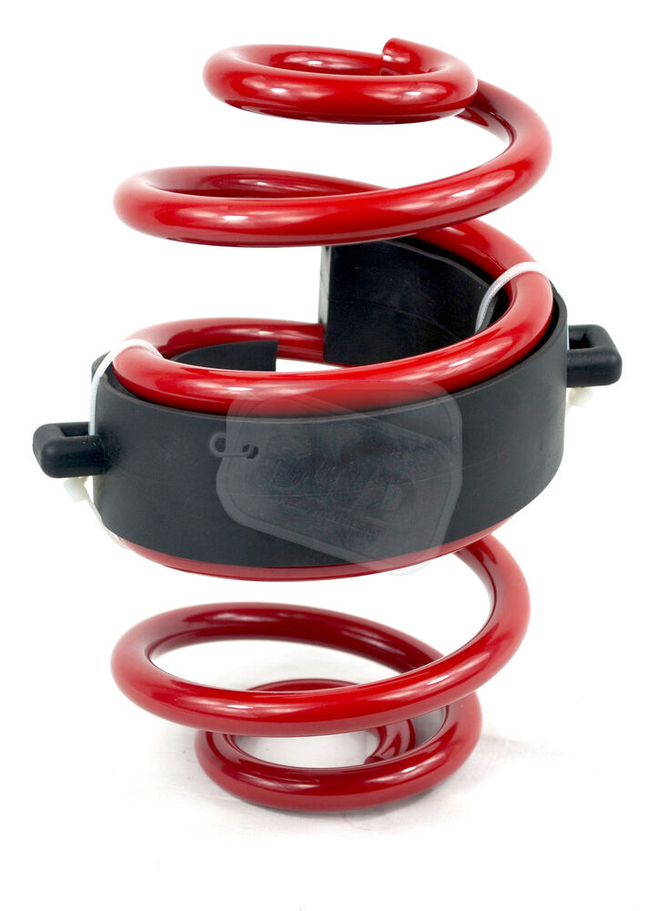 Coil Spring Gap Assisters Spacers Suspension Rubber Car