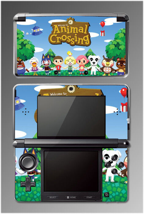 Animal crossing special edition new leaf 2 characters skin - Animal crossing new leaf consoles ...