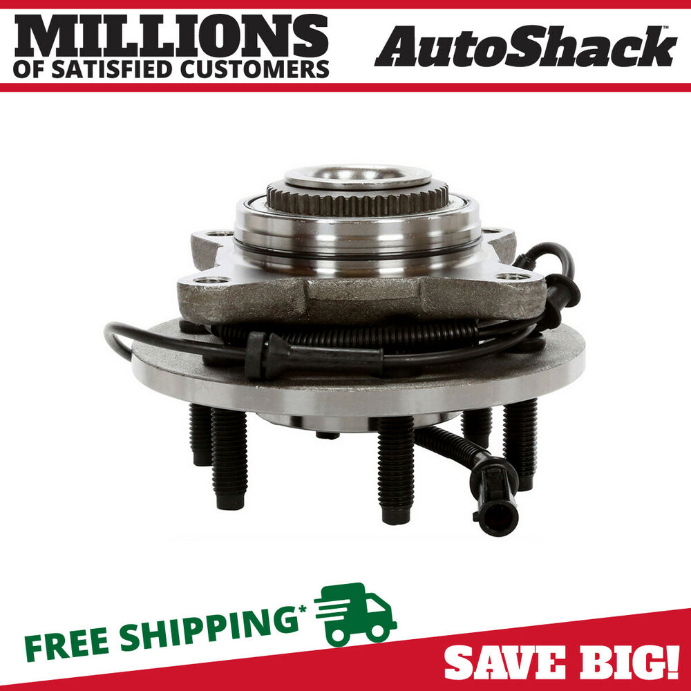 new front wheel hub and bearing assembly fits 2004 2005. Black Bedroom Furniture Sets. Home Design Ideas