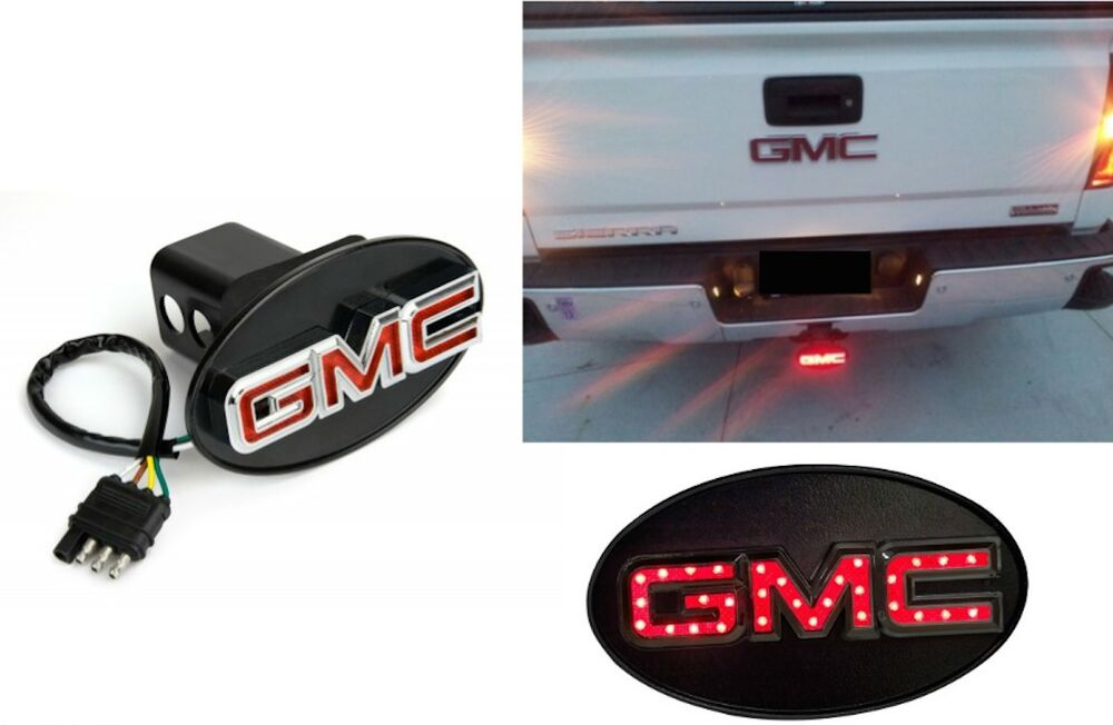 Reese Towpower 86061 Licensed Led Hitch Light Cover Gmc