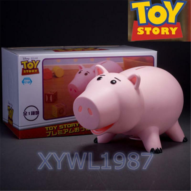 Toy Story Money Money Money : Toy story hamm cm figure coin bank money box piggy