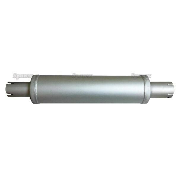 Ford Tractor Mufflers : New ford cyl thru tractor muffler