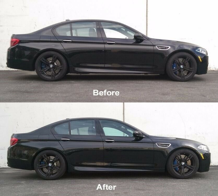 Bmw 2013 550i: Megan Racing Lowering Springs For BMW F10 M5 Only 2013+