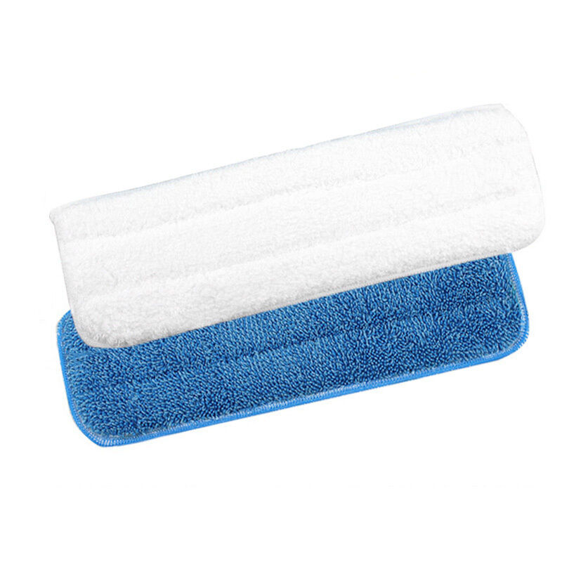New Microfiber Flip Mop Cloth Washable Cleaning Pad Mop