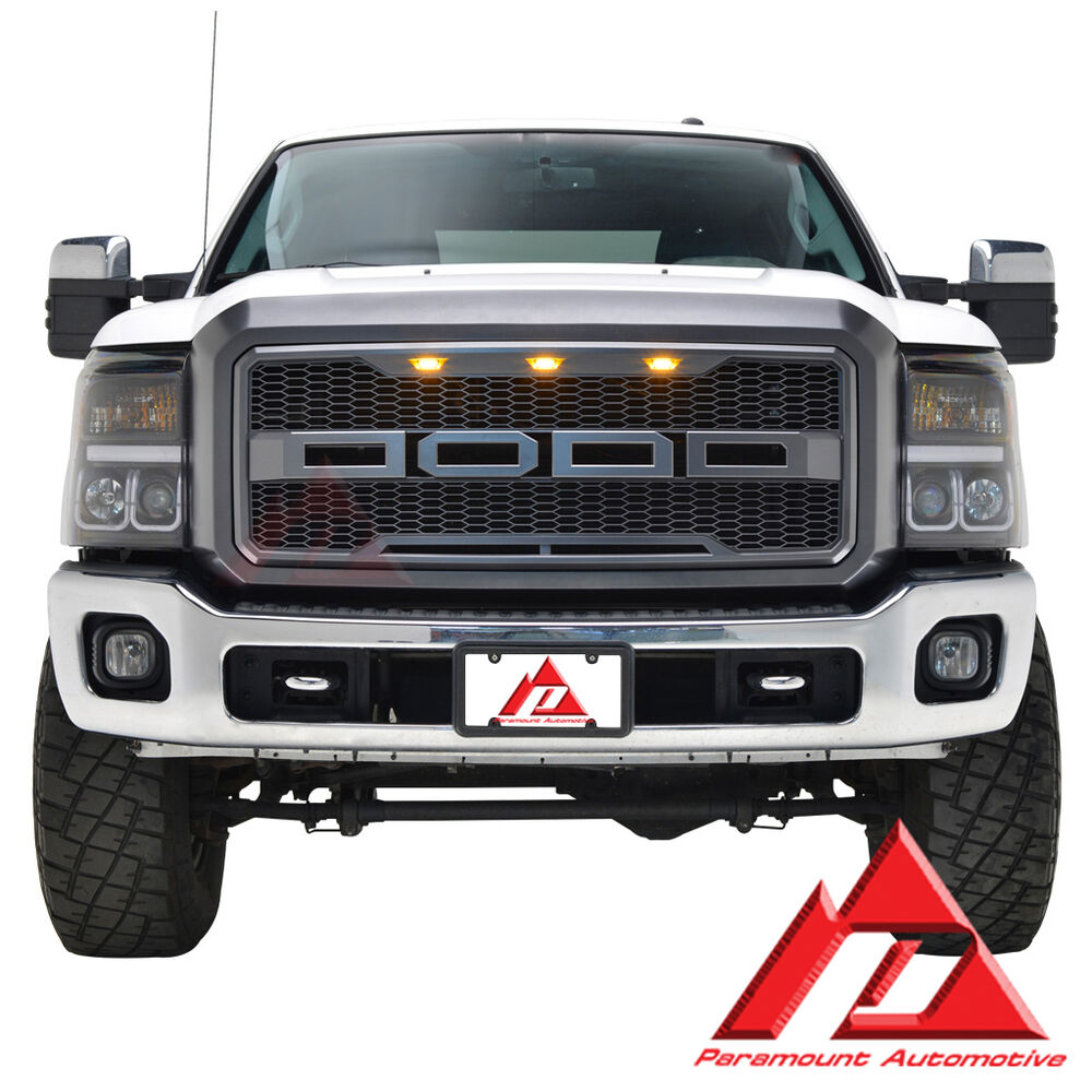 Restyled 2018 Toyota Tundra Sequoia as well 191736755291 besides Watch further F150 Fiberglass Rebel Off Road 308580 likewise Line X. on led grill lights ford raptor