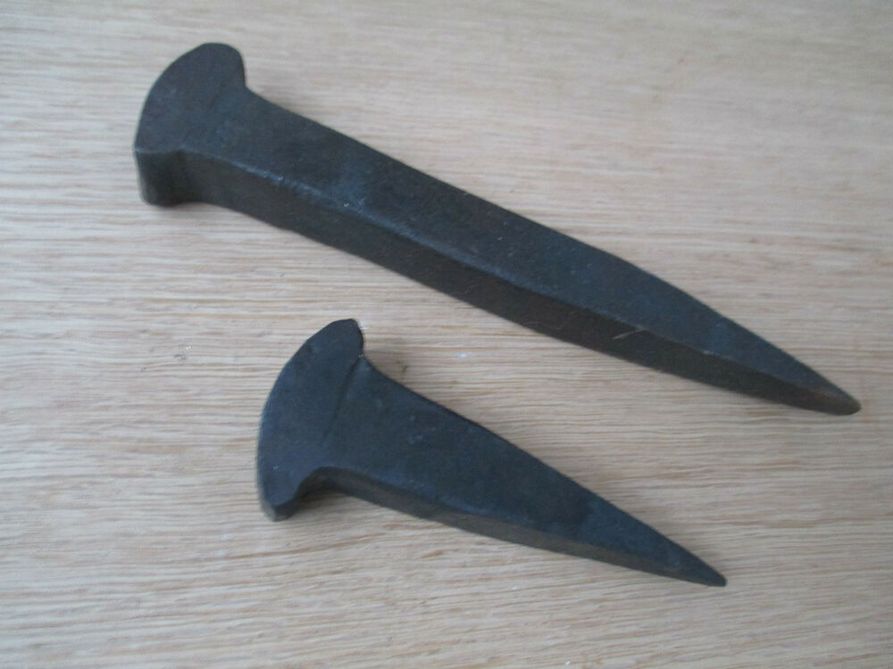Railroad Spike Iron Coat Rack Towel Hook For Projects