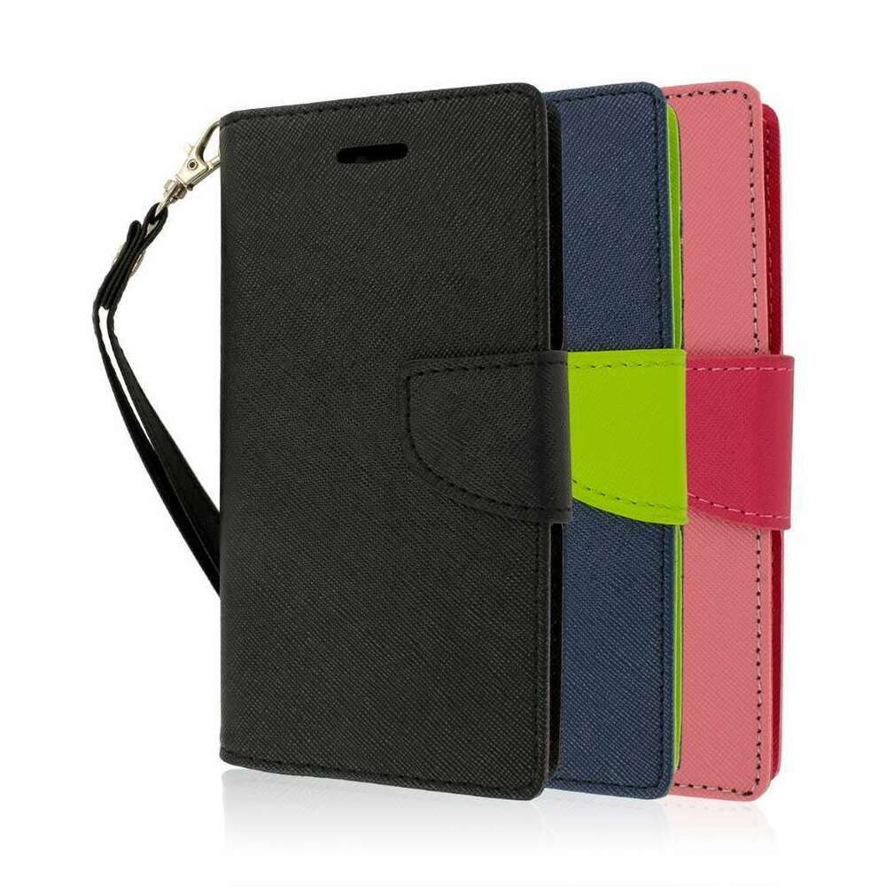 For Amazon Fire Phone Wallet Case, FLEX FLIP 2 Stand ...