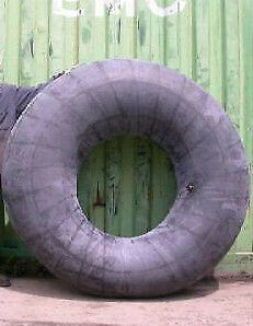 Buy 3 Get 1 Free Tires >> HUGE 58-60 INCH OD BIG new truck / tractor tire rubber inner tube | eBay