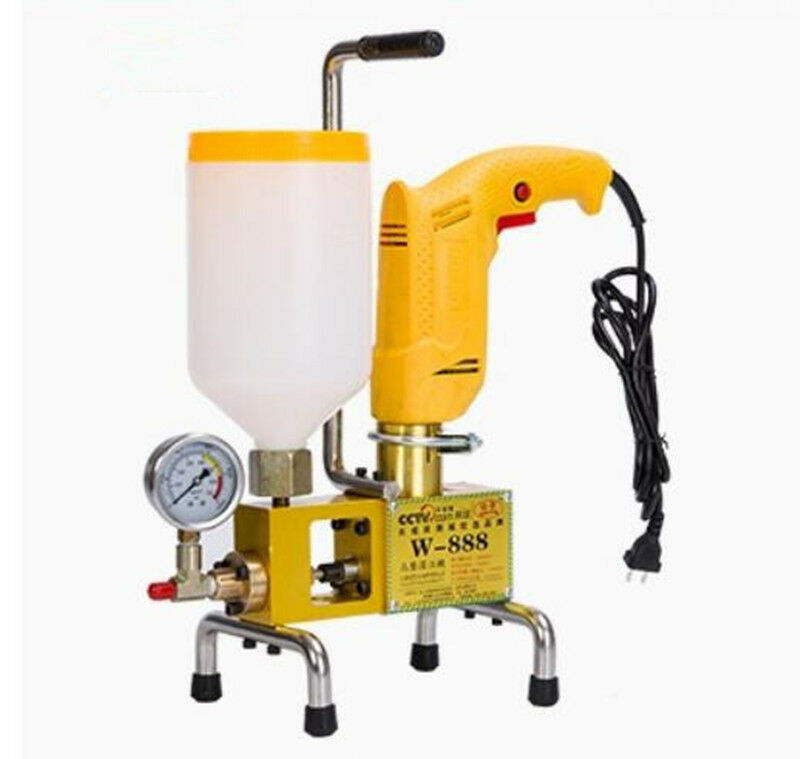 injection grouting machine