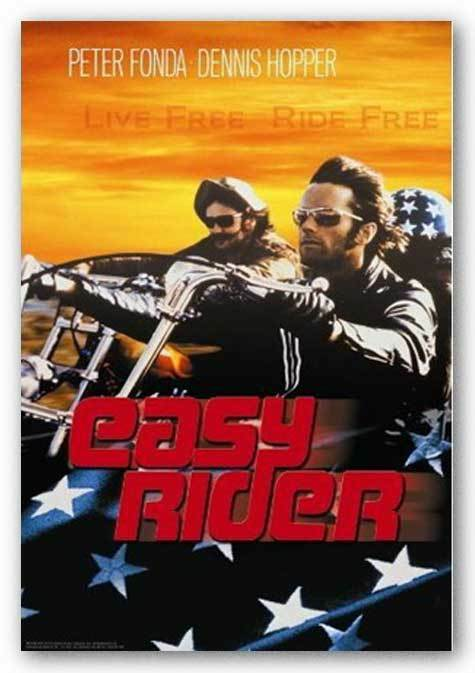 MOVIE POSTER Easy Rider Movie Poster Live Free 24x36 Studio B | eBay Easy Rider Movie Poster
