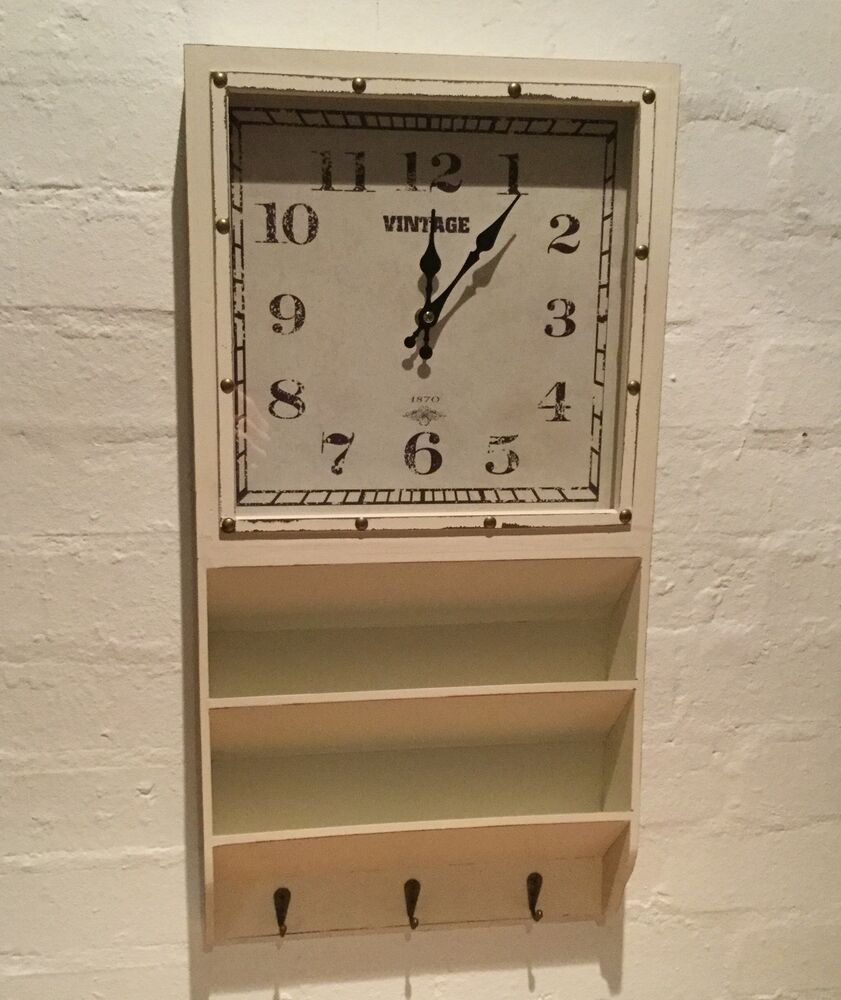 Country Kitchen Wall Clocks French Country Wall Clocks With Large Display Ebay