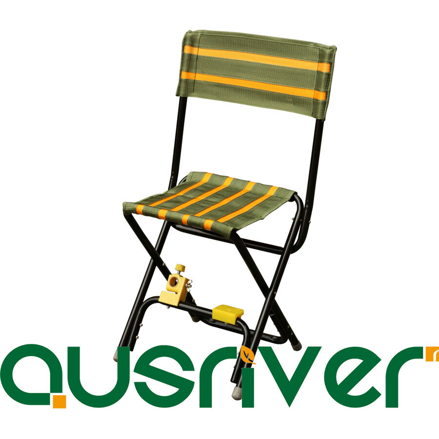 Portable Fishing Outdoor Chair Seat Folding Cloth Stool