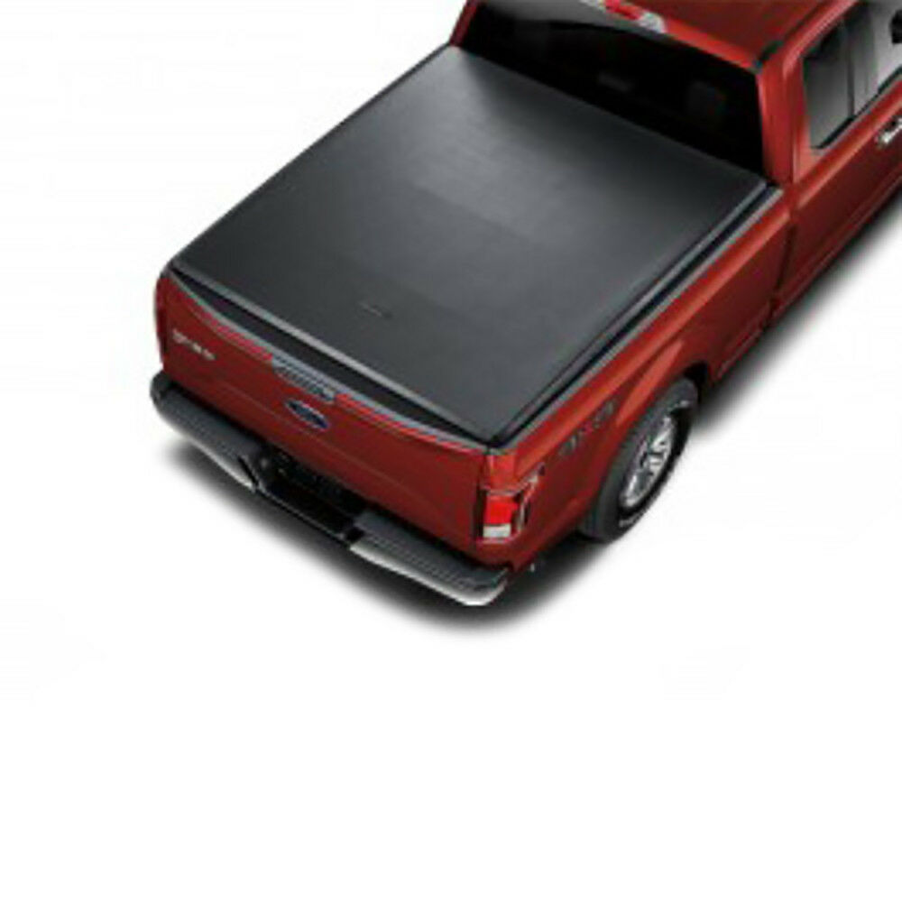 Oem New Soft Roll Up Tonneau Cover 6 5 Truck Bed F 150